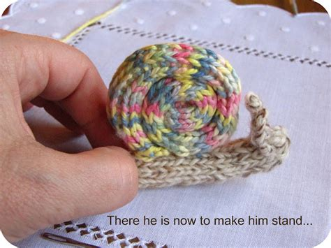 knitted snail pattern knitted snail pattern tutorial suburbia