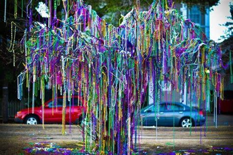 mardi gras bead tree the world s catalog of ideas
