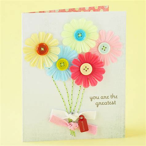 simple mothers day cards to make 14 easy s day card ideas hobbycraft