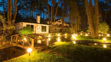 pathway lighting services in md dc and va premier outdoor lighting of maryland