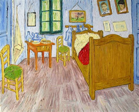 the bedroom gogh vincent gogh paintings bedroom images