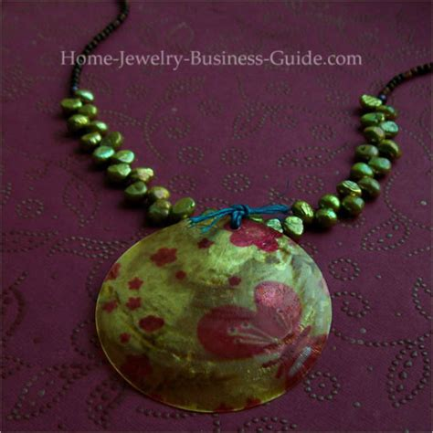 make jewelry at home for a company how to start a home jewelry business style guru