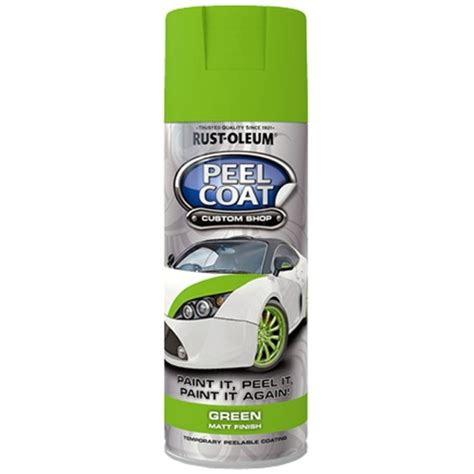 spray paint peel rust oleum peel coat peelable spray paint lime green matt