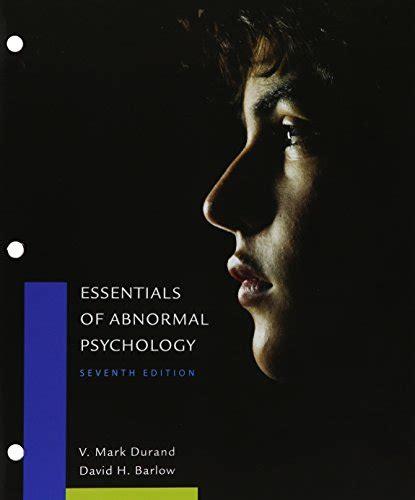 essentials of understanding abnormal behavior mindtap for psychology ebook essentials of abnormal psychology free pdf