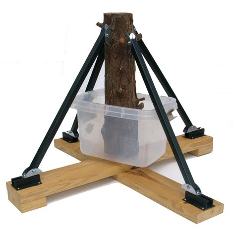 plastic tree stands standtastic heavy duty plastic adjustable tree stand for