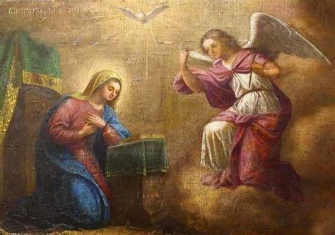 Rugăciune către Preasfânta Născătoare de Dumnezeu ... Buna Vestire 2017