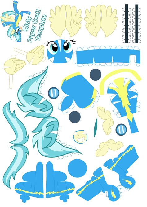 my paper crafting papercraft template by dragonmast81 on deviantart