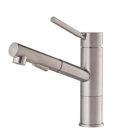 kitchen faucet pull sprayer arch single handle pull out sprayer kitchen faucet