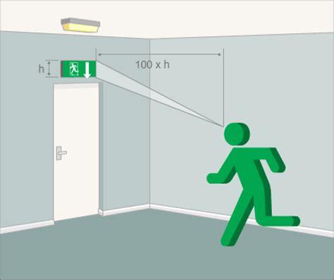 open areas emergency light net escapezone