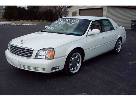 2001 Cadillac For Sale by 2001 Cadillac For Sale Classiccars Cc 1083463