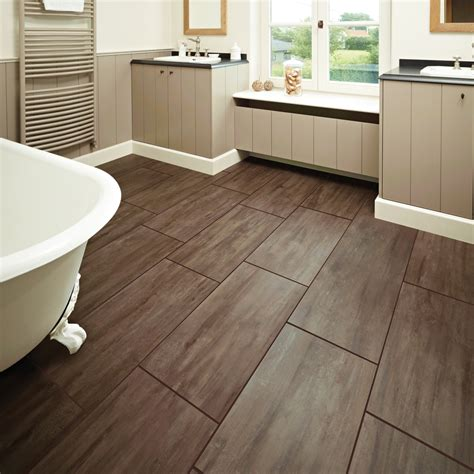 tile flooring ideas for bathroom 30 amazing ideas and pictures of the best vinyl tile for