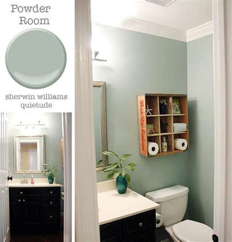 behr paint color quietude powder room sherwin williams quietude pretty handy