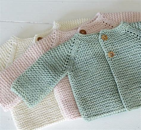baby sweater knitting patterns in knitting pattern basic cardigan for children s and babies