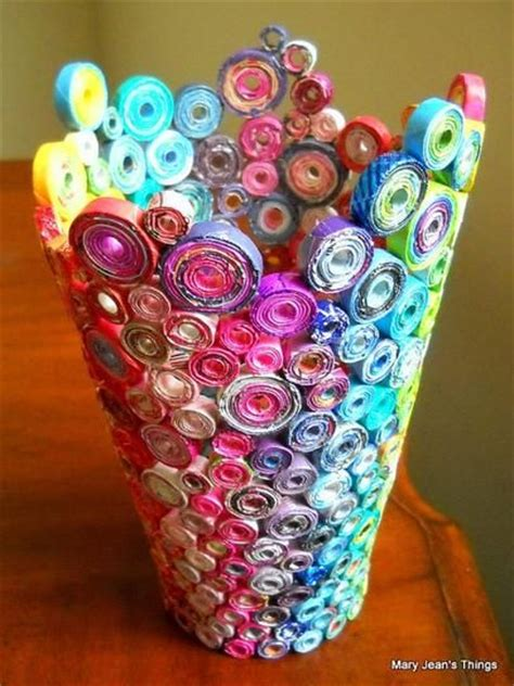 diy recycled paper crafts best 25 recycled crafts ideas on soda bottles
