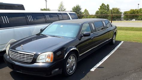 2000 Cadillac For Sale by 2000 Cadillac Limousine For Sale