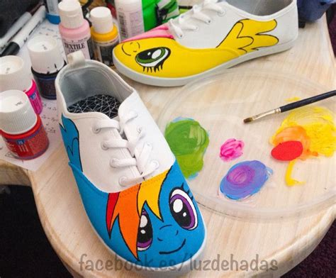 25 best ideas about painted shoes on