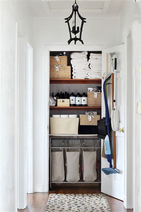 cleaning closet ideas 5 steps to the linen closet bliss at home