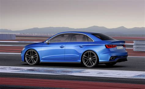 New Audi Quattro by Audi Hints At New Rs 3 With A3 Clubsport Quattro Concept