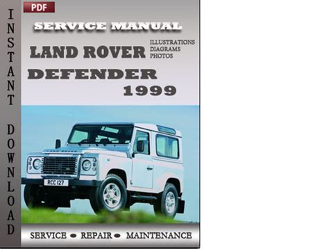 manual repair autos 2001 land rover discovery series ii parking system service manual do it yourself repair and maintenance 1999 land rover discovery series ii
