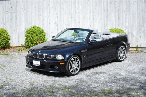 Bmw M3 Convertible For Sale by 2002 Bmw M3 Convertible 6 Speed Manual Stock 13 For Sale