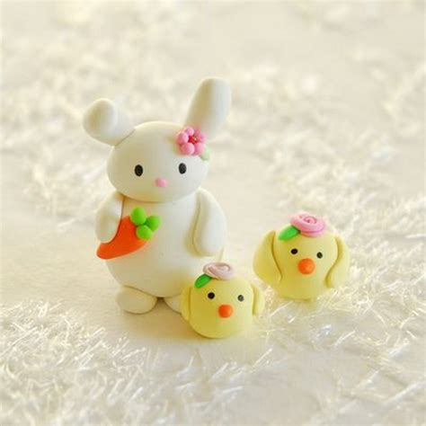 clay craft projects easter hoiday crafts polymer clay ideas crafts for