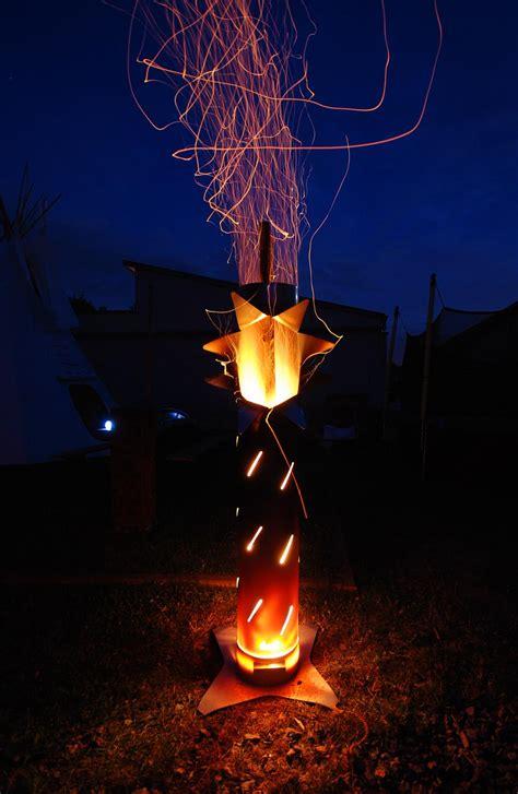 Gärten Der Nacht Inhalt by Finti Feuers 228 Ule Schwedenfeuer Aus Chrom Stahl
