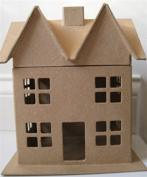 paper houses craft haunted paper houses the creative studio
