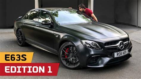 2018 E63s Amg by 2018 Mercedes Amg E63s Edition 1 Motavera