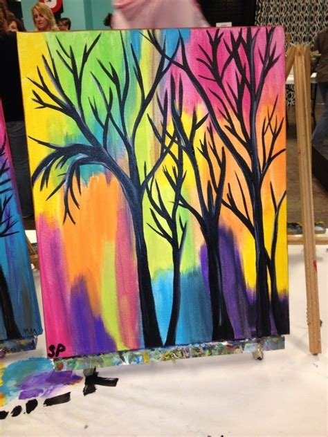 easy acrylic painting ideas 25 best ideas about easy acrylic paintings on