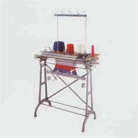handheld knitting machine asia machinery net driven flat knitting machine
