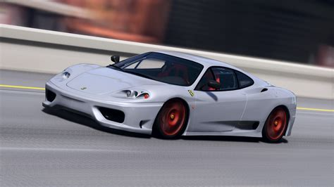 2003 Ferrari 360 Challenge Stradale [Add On]   GTA5 Mods.com