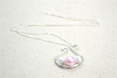how to make simple jewelry handmade jewelry designs simple yet dignified pearl