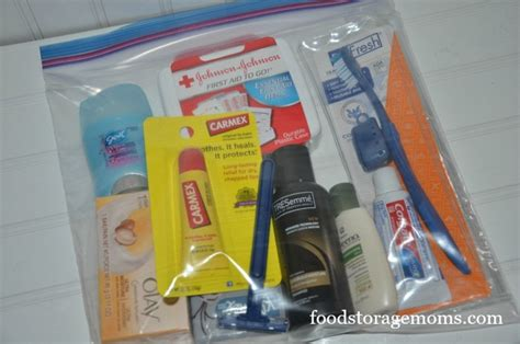 kits for what you need in your hygiene kit for survival food