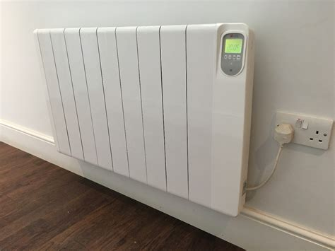 electric timer slim electric heaters with thermostat and timer electric
