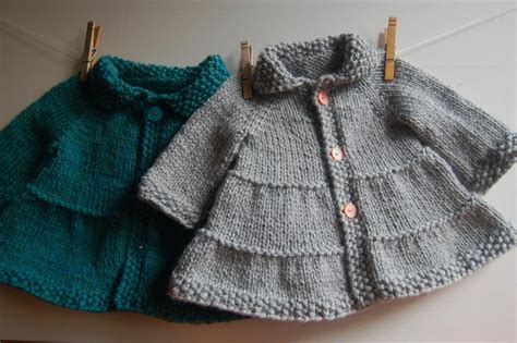 coat knitting pattern 10 baby jacket knitting patterns you ll