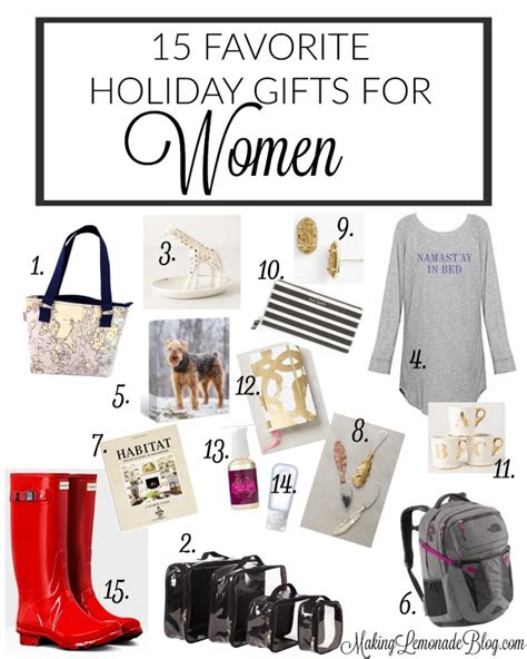 best gifts for women 15 best gifts for her gifts she ll adore making lemonade