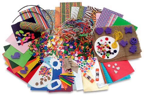 craft materials for roylco big box of materials blick materials