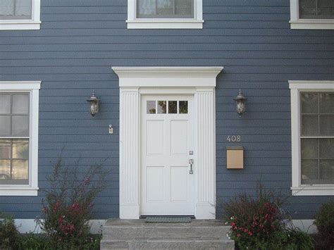 exterior door moulding best 25 front door trims ideas on