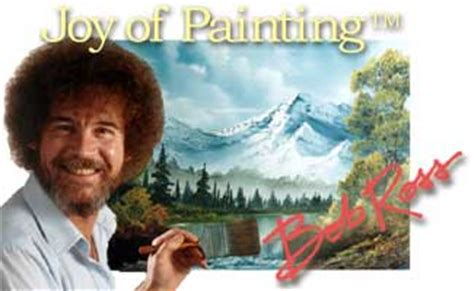 bob ross the happy painter the of painting dvd news bob ross s happy
