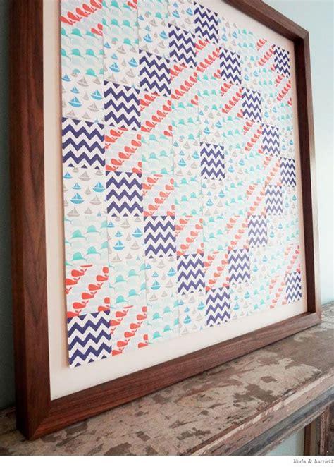 paper quilt craft paper quilt crafts and diy