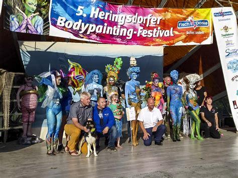 heringsdorf bodypainting festival bodypainting usedom heringsdorfer bodypainting festival
