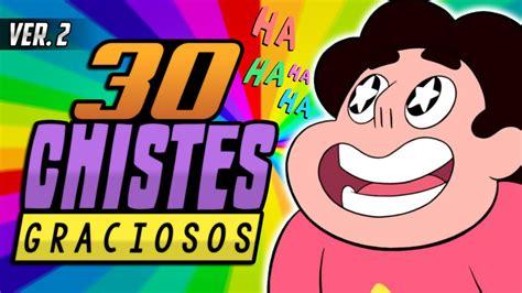 videos cortos graciosos 30 chistes graciosos y cortos versi 211 n 2 youtube