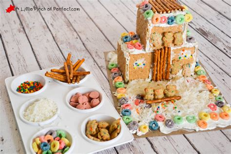 gingerbread house decorations 15 gingerbread house decorations that avoid a sugar