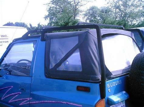 Suzuki Sidekick Roof Rack by Suzuki Sidekick Oem Roof Rack Which Was A Factory