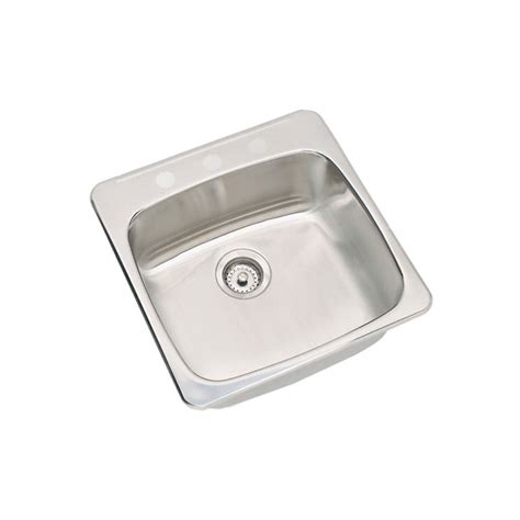 drop in kitchen sinks stainless steel drop in kitchen sinks stainless steel shop american