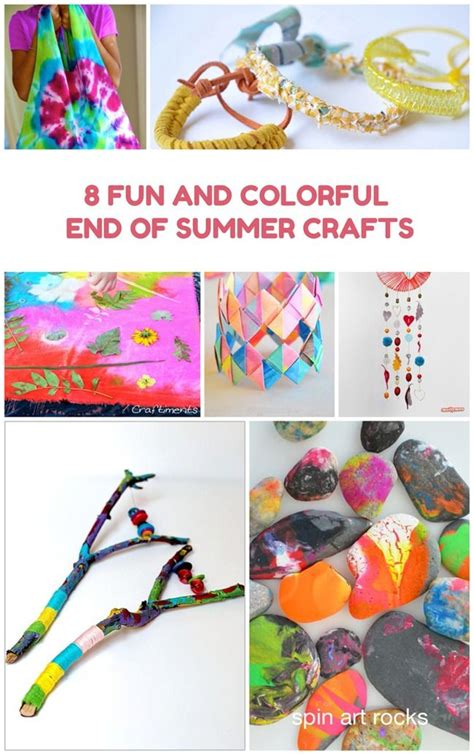 end of summer crafts for 91 best images about for the school age child on