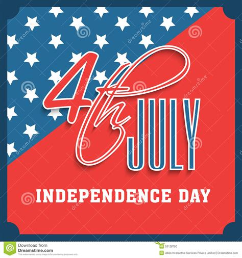 how to make independence day greeting card american independence day celebration greeting card stock