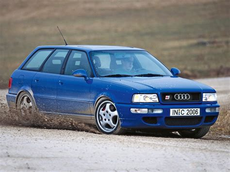 20 years ago: Audi launches RS2 Avant super-wagon | Ran ... Audi Rs2