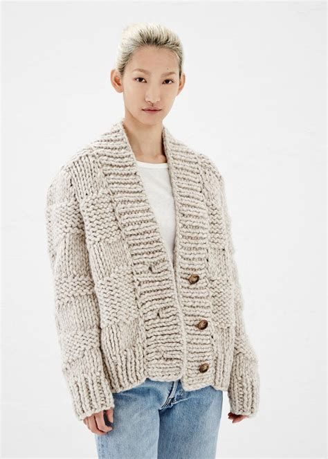 knit cardigan best 25 chunky knit cardigan ideas on chunky