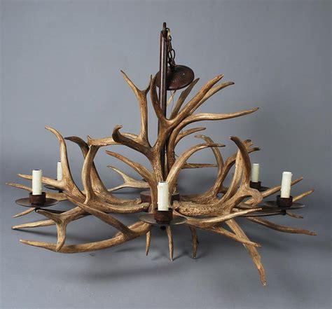 how to make deer antler chandelier how to make an antler chandelier cernel designs